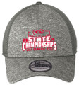 WIAA 2019 State Wrestling New Era Hat- Graphite- Size Small/Medium