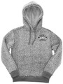 WIAA 2019 State Gymnastics Pullover Hooded Sherpa- Frosty Gray