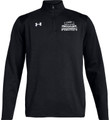 WIAA 2019 State Gymnastics Under Armour Hustle Fleece 1/4 Zip- Black