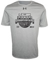 WIAA State 2019 Basketball Under Armour Short Sleeve Performance T-Shirt- Light Grey