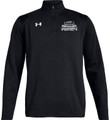 WIAA 2019 State Basketball Under Armour Hustle Fleece 1/4 Zip- Black