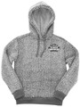 WIAA 2019 State Basketball Pullover Hooded Sherpa- Frosty Grey