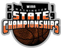 WIAA 2019 State Basketball Pin