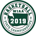 WIAA 2019 State Basketball Patch