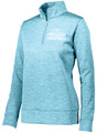 WIAA 2019 State Thespian Festival Ladies 1/4 Zip- Aqua