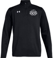 WIAA 2019 State Golf Under Armour Hustle Fleece 1/4 Zip- Black