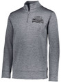 WIAA 2019 State Tennis Men's 1/4 Zip Pullover- Graphite