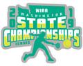 WIAA 2019 State Tennis Pin