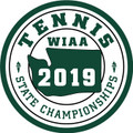 WIAA 2019 State Tennis Patch
