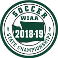 WIAA 2018-19 State Soccer Patch