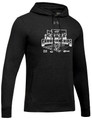 WIAA State 2019 Track & Field Men's Under Armour Hustle Hoodie- Black