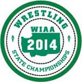 State Wrestling Patch 2014