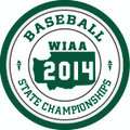 State 2014 Patch - Baseball
