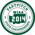State 2014 Patch - Fastpitch