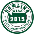 2015 State Championship Bowling Patch