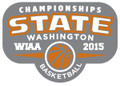 State Basketball 2015 Pin