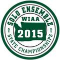 WIAA State Solo Ensemble Patch