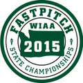 State 2015 Fastpitch Patch