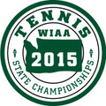 State 2015 Tennis Patch