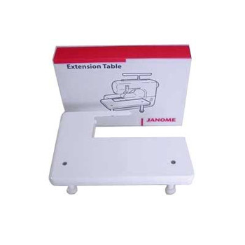 Janome Extension Table For Coverpro Machines Sew Vac Direct