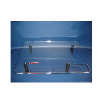 Janome 18 X 24 Acrylic Extension Table For Serger Models