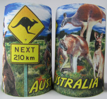 You can't get much more Aussie than this drink cooler