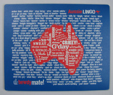 betcha bottom dollar your billy lid will want one of these Aussie Lingo mouse mats