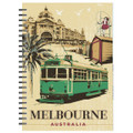 Melbourne Vintage Notebook