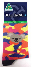 Bright and colourful, the kids will love them