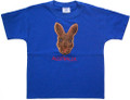 Great t-shirt, kangaroo furry face