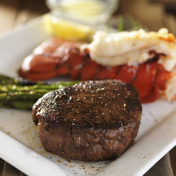Holiday Surf and Turf: HANDS ON -  Wednesday, December 6, 2017     7-9 PM