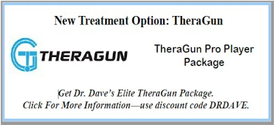 Theragun - Use Discount DRDAVE