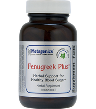 Fenugreek Plus by Metagenics