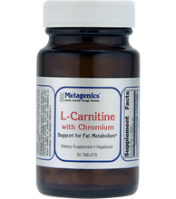 L Carnitine with Chromium