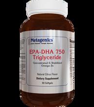 Metagenics EPA-DHA 750 Triglyceride