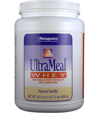 UltraMeal Whey Nutritional Support for Healthy Body Composition