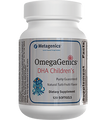 OmegaGenics DHA Childrens - Natural Tutti-Frutti Flavor