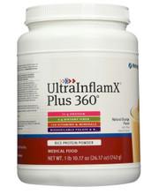 UltraInflamX Plus 360 - Orange Flavor