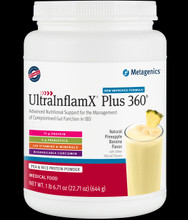 UltrainflamX Plus 360 Pineapple Banana Flavor