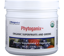 ORGANIC SUPERFRUIT AND GREEN POWDER DRINK MIX