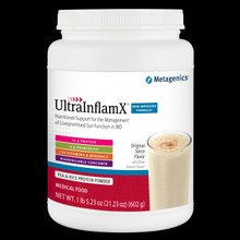 Metagenics UltraInflamX Supplement, Original Spice, 25.7 Ounce 14 Servings