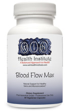 Blood Flow Max to support the cardiovascular system, veins, and circulatory system