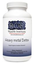 Heavy Metal Detox - Formula for removal of Heavy Metals