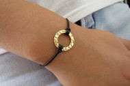 [Sample] Gold Eternity Bracelet