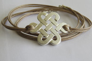[Sample] Silver Infinity Bracelet