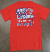 Merry Christmas!  Short Sleeve