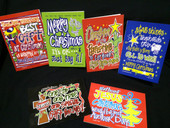Woggle Christmas Cards