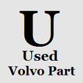 1999-2000 Volvo V70 A/C Compressor [Used]