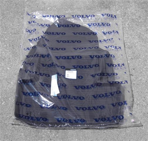 Thick Rubber Car Mats For Volvos40 S60 S80 Xc60 Xc90: Volvo XC60 Rubber Floor Mats (OEM)