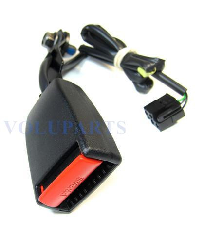 2000 volvo v70 seat belt replacement